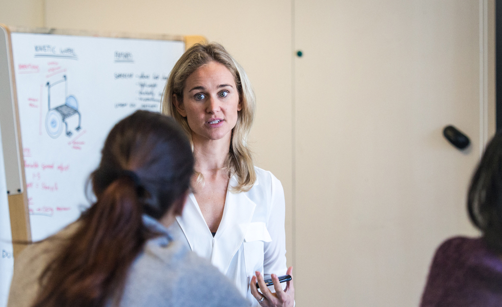 Creating Value, Personal Branding and Design Thinking—A Q&A with Fiona Triaca of Naked Ambition