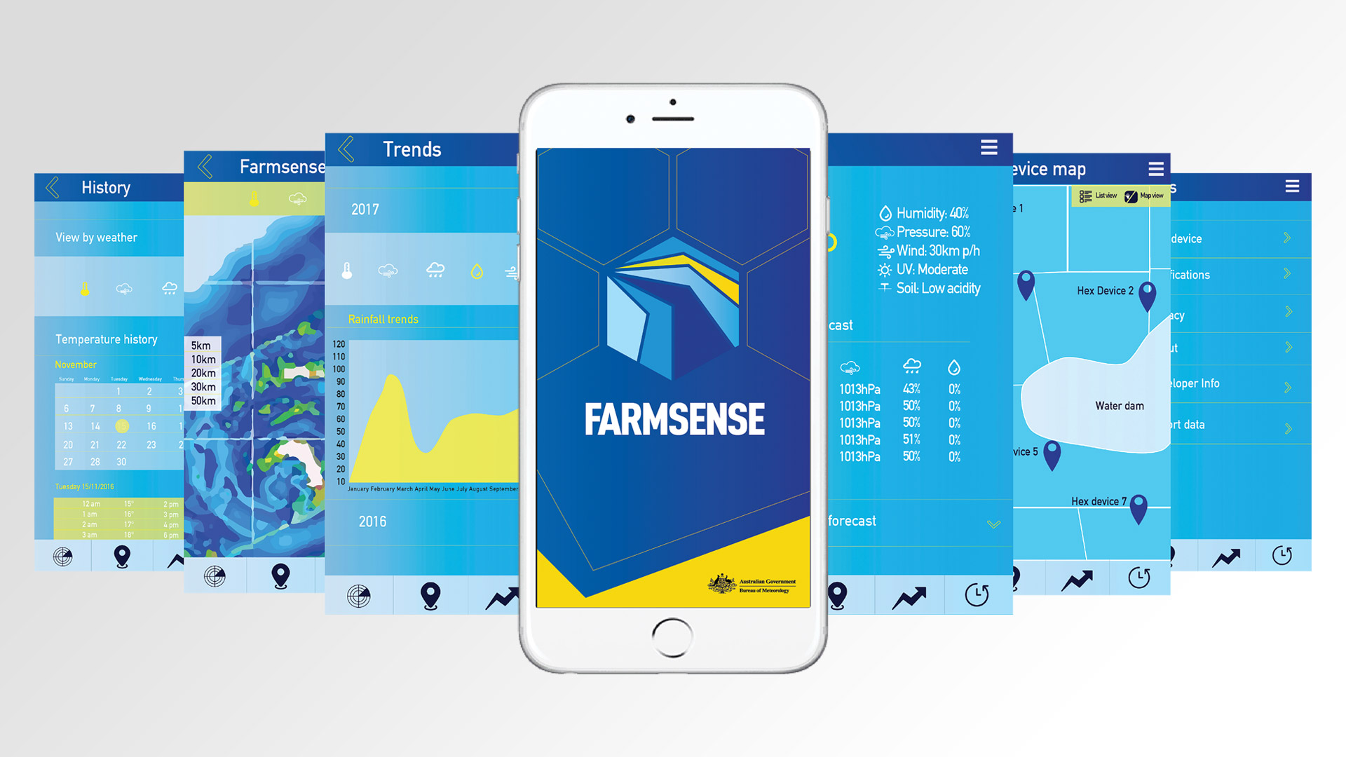 Farm Sense App