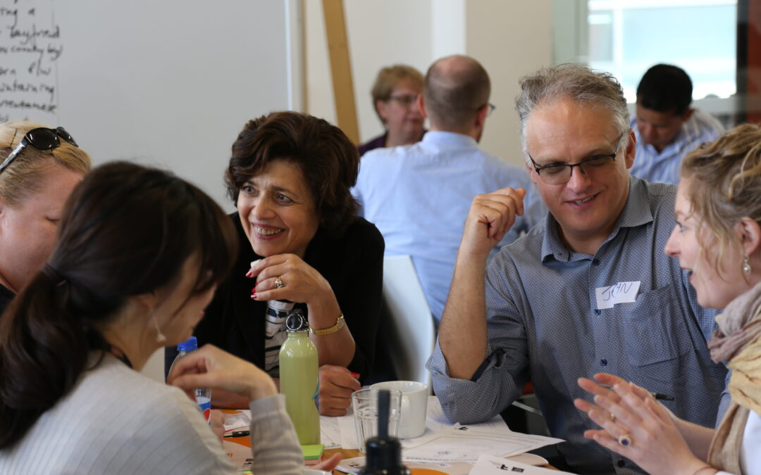 Future Ready Swinburne – Fearless Innovation Initiative Driving Innovation Readiness and Staff Capability