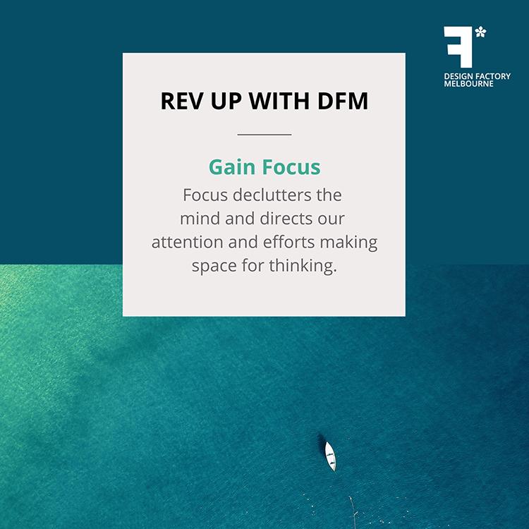 Gain Focus