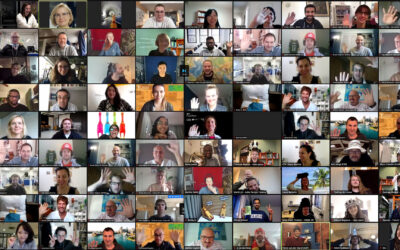 Collaboration in a Global Virtual Festival – How to bring five continents virtually together for one week to collaborate effectively